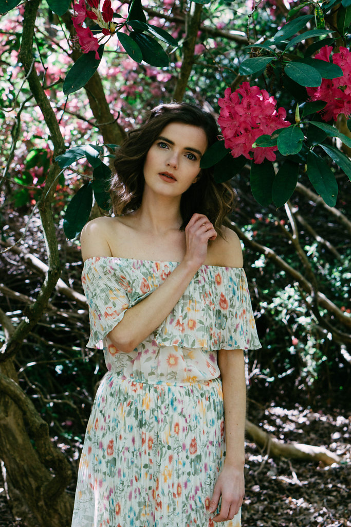 Britain's next top model: Chloe Keenan